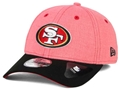 San Francisco 49ers New Era NFL Change Up Heather 39THIRTY Cap Size *CLOSEOUT*