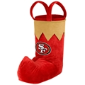 "San Francisco 49ers NFL Standing Holiday 24"" Christmas Stocking"