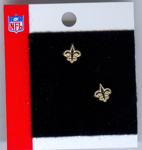 NEW Orleans Saints NFL Post Stud Earrings *SALE*