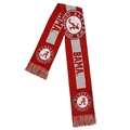 "Alabama Crimson Tide BIG Logo NCAA 60"" Knit Scarf *NEW*"