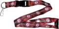 Alabama Crimson Tide NCAA Red Lanyard