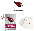 Arizona Cardinals NFL Diamond Plate Playing Cards *SALE*