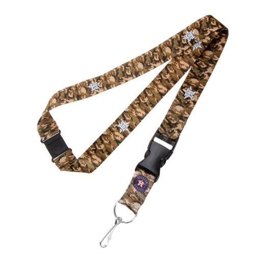 Houston Astros MLB Camo Lanyard *SALE*