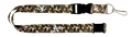 Oakland Athletics A's MLB Brown Camo Lanyard
