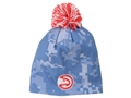 Atlanta Hawks NBA Pride Jersey Knit Cap with Pom