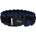 Baltimore Ravens NFL Survival Bracelet
