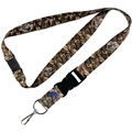 Boise State Broncos NCAA Brown Camo Lanyard *SALE*