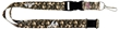 Atlanta Braves MLB Brown Camo Lanyard