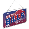 Buffalo Bills NFL Metal License Plate Ornament *SALE*