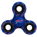 Buffalo Bills NFL Multi Logo Printed 3 Way Fidget Spinners **SALE**
