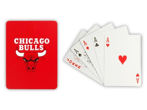 Chicago Bulls NBA Playing Cards *SALE*