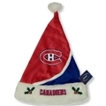 "Montreal Canadiens NHL Swoop Colorblock Holiday 18"" Christmas Santa Hat *SALE*"