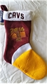 "Cleveland Cavaliers 2016 NBA Champs Basic Holiday 17"" Christmas Holiday Stocking *SALE*"