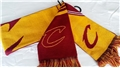 "Cleveland Cavaliers Reversible Stripe NBA 60"" Team Knit Scarf *SALE*"
