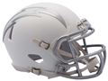 Los Angeles Chargers NFL Speed Alternate ICE Riddell Mini Helmet *SALE*