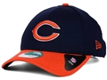 Chicago Bears New Era NFL Fundamental Tech 9FORTY Cap *CLOSEOUT*
