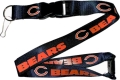 Chicago Bears NFL Blue Lanyard
