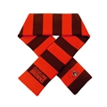 "Cleveland Browns NFL 60"" Rugby Knit Scarf *SALE*"
