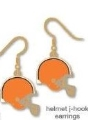 Cleveland Browns NFL Dangle Earrings *CLOSEOUT*