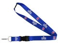 Los Angeles Clippers NBA Blue Lanyard