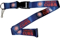 Chicago Cubs MLB Blue Lanyard