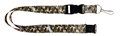 Chicago White Sox MLB Brown Camo Lanyard