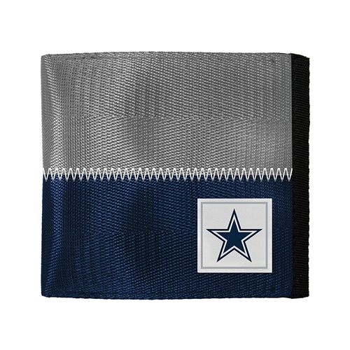 DALLAS COWBOYS NFL Belted Bi-Fold Wallet *NEW*