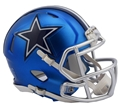 Dallas Cowboys NFL Riddell Blaze Alternate Speed Mini Helmet *NEW Limited Edition*