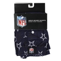 Dallas Cowboys NFL Men's Boxer Shorts 6 Count Pack Assorted.Sizes *NEW*