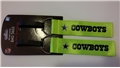 Dallas Cowboys NFL Neon ID Bag Tags 2 Pack *CLOSEOUT*