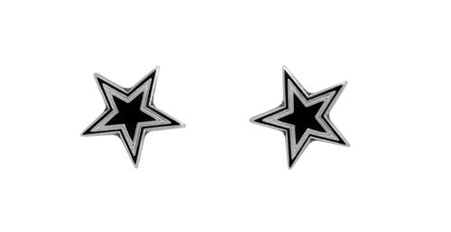 DALLAS COWBOYS Star NFL Post Earrings