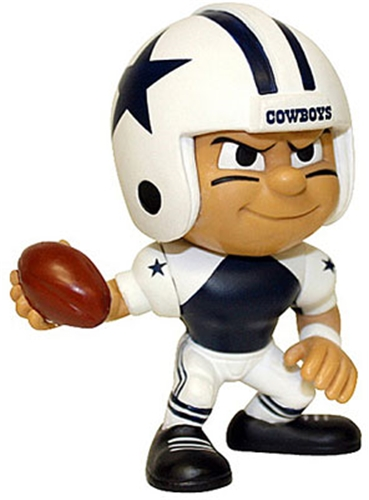 Dallas Cowboys THROWBACKS NFL Lil Teammates Series 2 Quarterback *SALE*