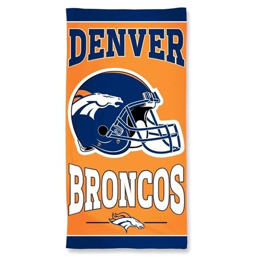 Denver Broncos NFL 30'' x 60'' Cotton BEACH TOWEL *SALE*