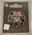 Denver Broncos Super Bowl 50 Champions NFL Score Pin *CLOSEOUT*