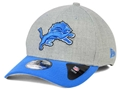 Detroit Lions New Era NFL Change Up Heather 39THIRTY Cap Size *NEW*