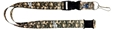 Los Angeles Dodgers MLB Brown Camo Lanyard