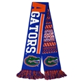 "Florida Gators NCAA Reversible UGLY 60"" Team Knit Scarf *SALE*"