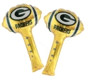 Green Bay Packers NFL Team Air Hammer Balloon 2 Pack *CLOSEOUT*