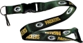 Green Bay Packers NFL Green Lanyard