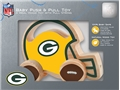 Green Bay Packers NFL Baby Push & Pull Wooden Toy *CLOSEOUT*