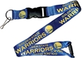 Golden State Warriors NBA Blue Lanyard