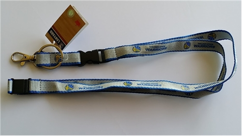 Golden State Warriors NBA Ultra Tech Lanyard *CLOSEOUT* - One Dozen