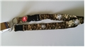 Atlanta Hawks NBA Brown Camo Lanyard *SALE*