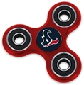 Houston Texans NFL 3 Prong Fidget Spinners **NEW**
