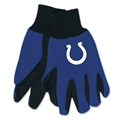 Indianapolis Colts NFL 2 Tone Sport Utility Work Gloves *SALE*