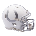Indianapolis Colts NFL Speed Alternate ICE Riddell Mini Helmet *SALE*