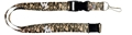 Miami Marlins MLB Brown Camo Lanyard