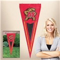 "Maryland Terrapins NCAA 34"" x 14"" Embroidered 1-Sided Yard & Wall Pennant Flag *CLOSEOUT*"