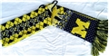 "Michigan Wolverines NCAA Reversible Reindeer UGLY 60"" Team Knit Scarf *SALE*"