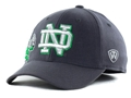 Notre Dame Fighting Irish NCAA Top of the World Molten Charcoal One-Fit Hat *SALE*
